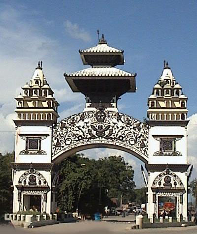 Shankaracharya Gate - Gateway of Nepal